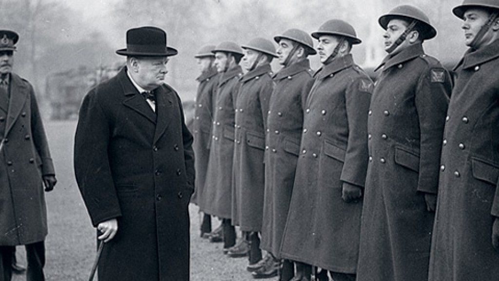 From Failure To Failure - With Winston Churchill